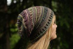 Crochet Hat Pattern  Castaway Hat