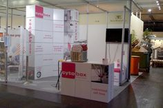 cytobox – Messestand
