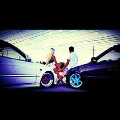 JDM couple