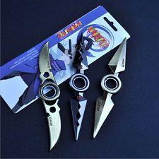 Fidget Finger Spinner Naruto Kunai Darts Metal Hand Spin EDC