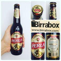 Cerveza Birrabox Octubre: Perla Kozlak by Perla the best beer. Sabor intenso marcado por el café con gusto dulce a su paso. Alcohol bien integrado