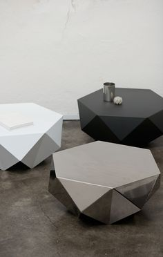 Exceptional Monolith   Lounge Side Table In Diamond Shape | Objects | Pinterest |  Coffee, Tables And Dream Furniture