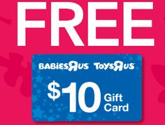 Gift Card Deals, Store Coupons, Babies R Us, Toys R Us, 50th, About Me Blog, Cards, Gifts, Free