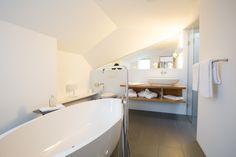 Bathroom Hotel Krafft Basel
