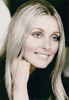 I think this beautiful photo of Sharon Tate was taken in Cannes, and by Jack Garofalo, I'm not sure. But, I'm sure that it's from 1968