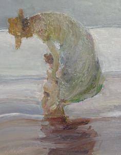 Dan McCaw - Reflection, 2003  |  Oil  |  20 x 16 inches