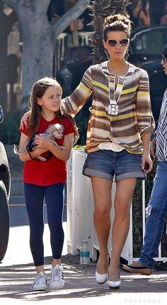 Kate Beckinsale Best Denim Looks | POPSUGAR Fashion Photo 8