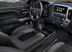 First drive: Redesigned 2014 Chevrolet Silverado pickup truck impresses - Yahoo! Autos