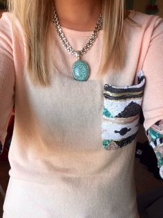 Cozumel necklace from the new Premier Designs Spring Line!