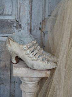 -----------------antique beaded shoes---------------------------------------------------------------------------------------------------------
