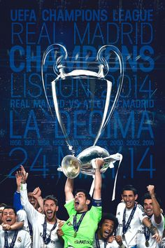 Real Madrid Champions 2014 by riikardo on deviantART