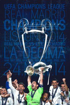 Real Madrid Champions 2014 by riikardo on deviantART
