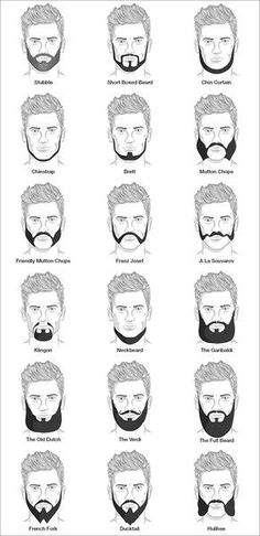 30 Cool Beard Trim Styles For Men Short Beard Styles, Among the ideal hairstyle for men that have a receding hairline is the buzz cut. For people who like to maintain a beard, it is quite important . Different Beard Styles, Beard Styles For Men, Hair And Beard Styles, Short Boxed Beard, Short Beard, Mens Facial, Facial Hair, Bart Styles, Beard Shapes
