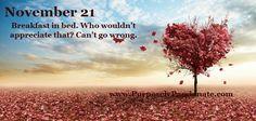 November 21
