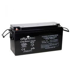 12 Volt Batterie in AGM-Qualität von Offgridtec Vw Bus, Camper, Motor Homes, Lawn And Garden, House, Vw Camper Vans