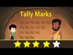 Cool Math - Learn about Tally Marks - YouTube