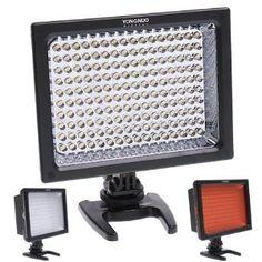 New YONGNUO YN-160S led video photo light for DSLR Camera or DV Camcorder lighting