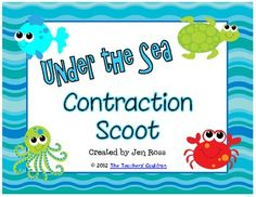 Under the Sea Contraction Scoot