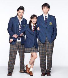 Itazura na Kiss-Love in Tokyo (2013, Fuji TV). Starring Honoka Miki, Yuki Furukawa, Yuki Yamada, and more. Airs Fridays at 11 p.m. One ep/week.