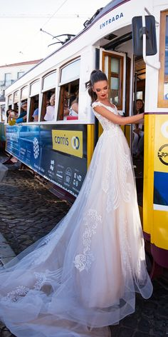 Milla Nova 2018 Wedding Dresses Collection