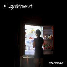 Light, a proud sponsor of your midnight snack! *The perfect light for every moment of your life*  #StandardProducts #Vancouver #Bc #Ottawa #Toronto #Ontario #Alberta #Montreal #Calgary #Quebec #Halifax #LightMoment #MicroMoment #MidnightSnack #Fridge#inst