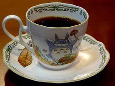 Herbatka z Totoro