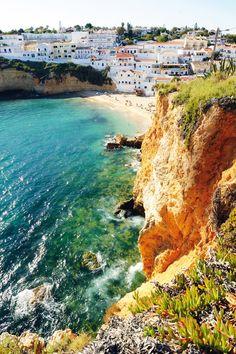 Praia de Aljezur, Algarve #Portugal #beach