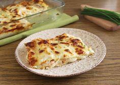 Le Lasagne al salmone sono un primo piatto gustoso ed elegante, facile e veloce. Per prendere i vostri ospiti per la gola.