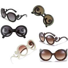 fun Prada sunglasses...love these!!