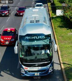 Volvo 9800 ómnibus de México plus 6x2 México