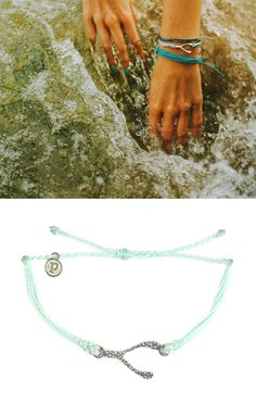 Stacking Pura Vida Bracelets is the perfect everyday accessory.