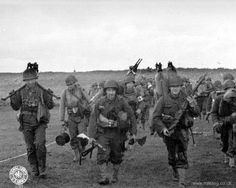 US Soldiers, Normandy