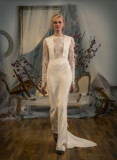 Elizabeth Fillmore's Elegant and Sophisticated Spring 2016 Bridal Collection