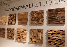 Discover thousands of images about Wonderwall studios interieur_Daily Cappuccino Wooden Wall Art, Wooden Walls, Acoustic Panels, Wall Cladding, Wonderwall, Interior Walls, Textured Walls, Wood Design, Wood Paneling