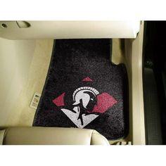 Arkansas Little Rock Trojans NCAA Car Floor Mats (2 Front)