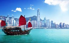 I have dreams about being back in Hong Kong! It's like another world and it is incredible!