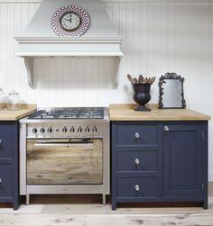 Shaker Kitchen, Kitchen Island, Victorian Kitchen, Countertops, Buffet, England, Cabinet, Storage, Furniture