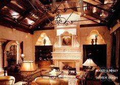 Beasley & Henley Interior Design - Traditional, Mediterraean