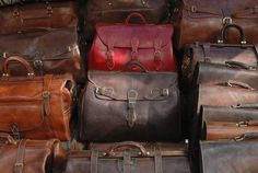 Leather Bags, Fes