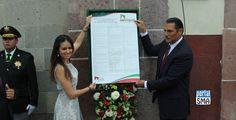 Pega de Bando de Fiestas Patrias en San Miguel de Allende http://www.portalsma.mx/sma/index.php/noticias/2143-pega-de-bando-de-fiestas-patrias-en-san-miguel-de-allende #SanMigueldeAllende #Noticias #FiestasPatrias #Eventos #SMA