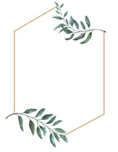 Frame for text or photo. Flower Backgrounds, Wallpaper Backgrounds, Iphone Wallpaper, Pinterest Color, Foto Transfer, Floral Border, Flower Frame, Watercolor Flowers, Cute Wallpapers