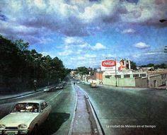 Av. Constituyentes en 1964. Un Ford Taunus.