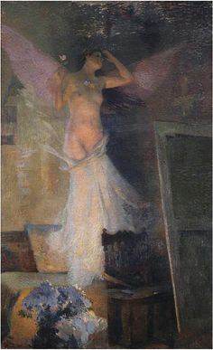 Henri Martin Paintings | The Painter's Muse