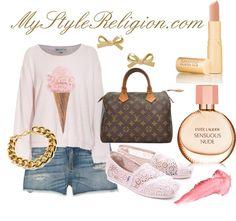 """Sweet Fashionista"" by mystylereligion on Polyvore"