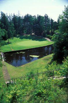Nova Scotia Golfing at Digby Pines