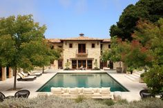 Stunning Tuscan Inspired Mansion In Carmel Valley, CA Designed By Evens Architects | Homes of the Rich – The Web's #1 Luxury Real Estate Blog