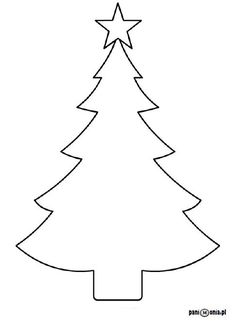 ausmalbilder und malvorlagen für kinder | weihnachtsbaum vorlage, weihnachten basteln vorlagen