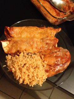 Easiest Beef Enchiladas Ever! Recipe - Food.com - 17586