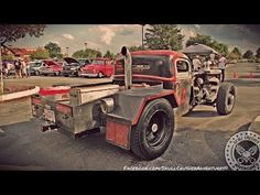 ▶ DUALLY RAT ROD DIESEL TRUCK - TEXAS STYLE BABY!!!! - YouTube...Kerrville TX