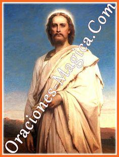 ORACIONES MAGICAS: Atrae a mi Señor  Jesús la buena suerte y la prosp...